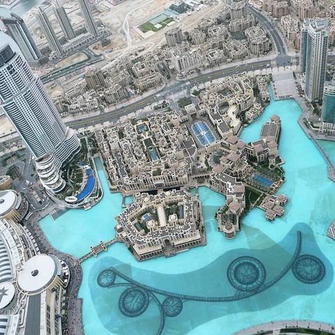 Burj-Khalifa-View Dubai Luxury Travel Concierge Services