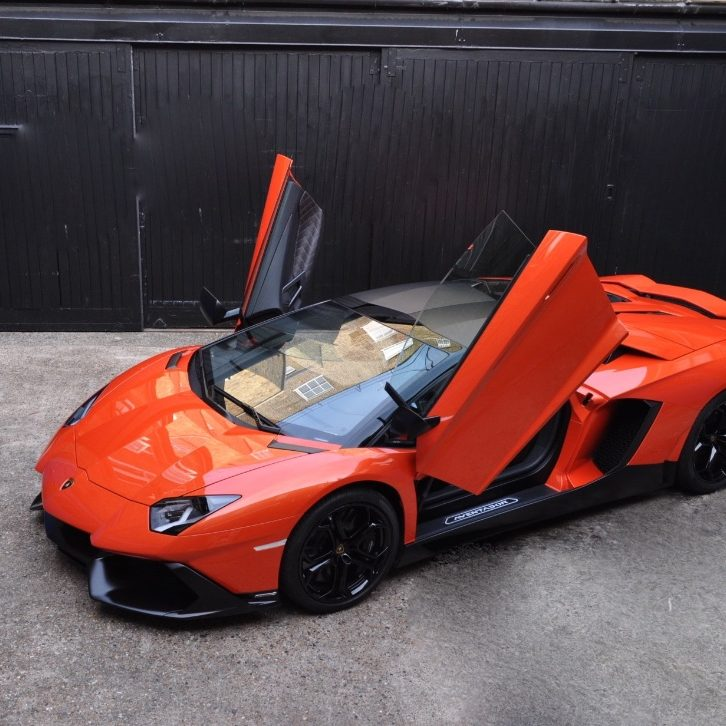 Lamborghini Aventador LP720 - 50th Anniversario