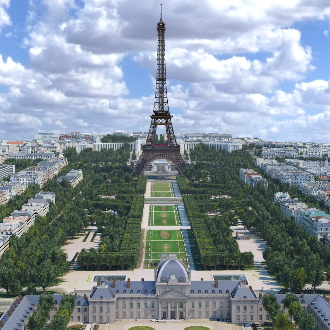 Paris Luxury Concierge